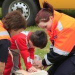 Taller de primeros auxilios en bebes y niños